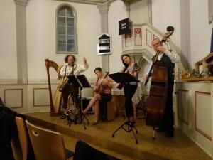 Eisern 2016 Quartett Giebelwälder Weihnacht