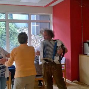 Alpenland Haus der Betreuung und Pflege Kupferzell Mai 2017 Duo