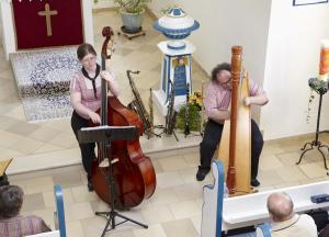 Konzert Pfaffenhofen Duo