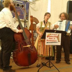Mudersbacher Kirmes 2016 Trio